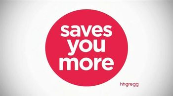 h.h. gregg TV Spot, 'Saves You More'