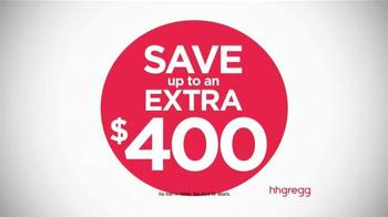h.h. gregg TV Spot, 'Saves You More' - Thumbnail 3