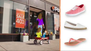 Payless Shoe Source Semi-Annual Sale TV Spot, 'The Big One' - Thumbnail 4