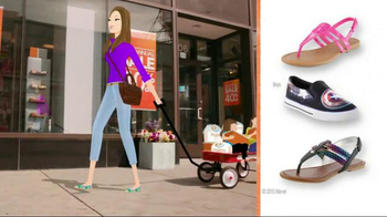 Payless Shoe Source Semi-Annual Sale TV Spot, 'The Big One' - Thumbnail 7