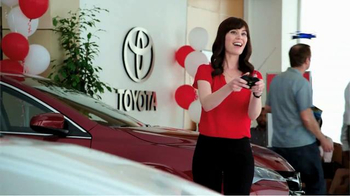 2015 Toyota Prius Liftback TV Spot, 'Toyota Time Sales Event: Drone' - 403 commercial airings
