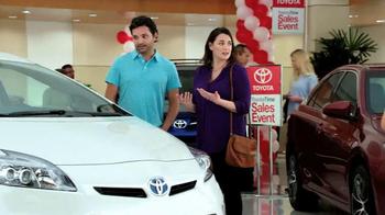 2015 Toyota Prius Liftback TV Spot, 'Toyota Time Sales Event: Drone' - Thumbnail 5