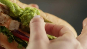 Subway Chipotle Chicken Melt With Guacamole TV Spot, 'Guac Your Socks Off' - Thumbnail 3