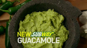 Subway Chipotle Chicken Melt With Guacamole TV Spot, 'Guac Your Socks Off' - Thumbnail 4