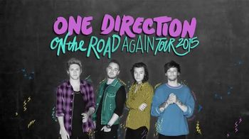 Radio Disney 1D/1 Row Sweepstakes TV Spot, 'One Direction' - 56 commercial airings