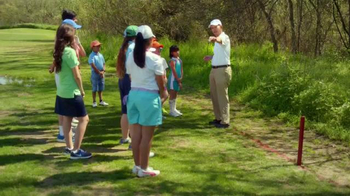 The First Tee TV Spot, 'Heroes' Featuring Jimmy Walker - Thumbnail 4