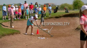 The First Tee TV Spot, 'Heroes' Featuring Jimmy Walker - Thumbnail 6