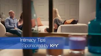 K-Y Brand Pleasure Gels TV Spot, 'Intimacy Tips' - Thumbnail 1