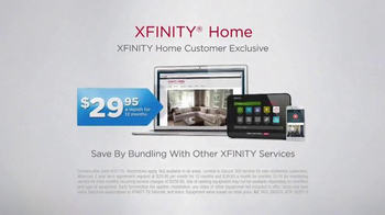 XFINITY Home TV Spot, 'More Piece of Mind' - Thumbnail 7
