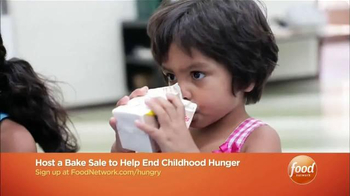 No Kid Hungry TV Spot, 'Food Network: Bake Sale' Featuring Duff Goldman - Thumbnail 3