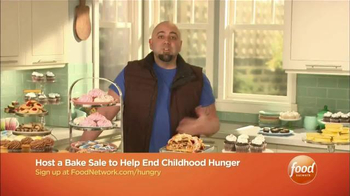 No Kid Hungry TV Spot, 'Food Network: Bake Sale' Featuring Duff Goldman - Thumbnail 6