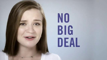 Monistat 1 TV Spot, 'No Big Deal'