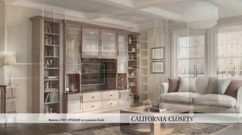 California Closets Finish Upgrade Event TV Spot, 'Italian Inspired' - Thumbnail 3