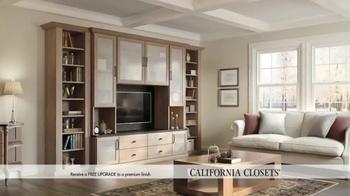 California Closets Finish Upgrade Event TV Spot, 'Italian Inspired' - Thumbnail 4