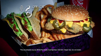 Jack in the Box Munchie Meal TV Spot, 'Merman: Why?' - Thumbnail 6