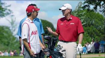 PGA TOUR Fantasy Golf Driven by Avis TV Spot, 'Caddie' Feat. Steve Stricker - Thumbnail 5
