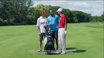 PGA TOUR Fantasy Golf Driven by Avis TV Spot, 'Caddie' Feat. Steve Stricker - Thumbnail 7