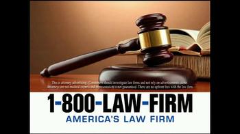 1-800-LAW-FIRM TV Spot, 'Transvaginal Mesh Deadline' - Thumbnail 2