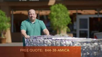 Amica Mutual Insurance Company TV Spot, 'Shopping Carts' - Thumbnail 10