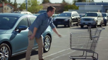 Amica Mutual Insurance Company TV Spot, \'Shopping Carts\'