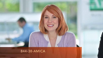 Amica Mutual Insurance Company TV Spot, 'Shopping Carts' - Thumbnail 4