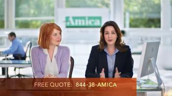 Amica Mutual Insurance Company TV Spot, 'Shopping Carts' - Thumbnail 5