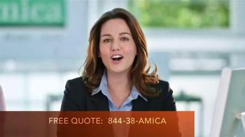 Amica Mutual Insurance Company TV Spot, 'Shopping Carts' - Thumbnail 6