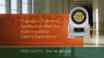 Amica Mutual Insurance Company TV Spot, 'Shopping Carts' - Thumbnail 8