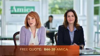 Amica Mutual Insurance Company TV Spot, 'Shopping Carts' - Thumbnail 9
