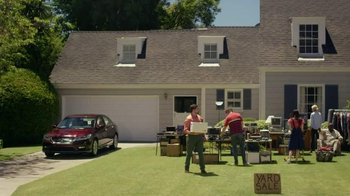 Honda Accord EX-L TV Spot, 'Garage Sale' - Thumbnail 8