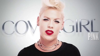 CoverGirl TV Spot, 'Super Powers' Featuring Pink - Thumbnail 1