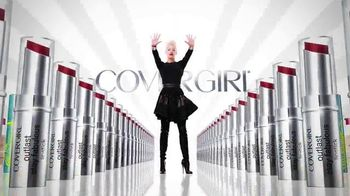 CoverGirl TV Spot, 'Super Powers' Featuring Pink