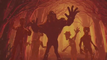 Nerf Zombie Strike Dreadshot and Splatterblast TV Spot, 'Wipe Zombies Out' - Thumbnail 1