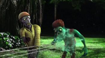Nerf Zombie Strike Dreadshot and Splatterblast TV Spot, 'Wipe Zombies Out' - Thumbnail 5