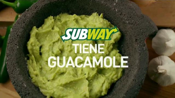 Subway TV Spot, 'Subway Tiene Guacamole' [Spanish] - Thumbnail 10