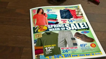 Bass Pro Shops Spring Warm-Up Sale TV Spot, 'Great Deals in Bloom' - Thumbnail 5