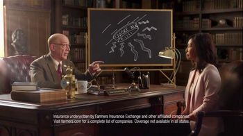 Farmers Insurance TV Spot, '15 Seconds of Fire Safety: Smoke Alarm' - 1 commercial airings