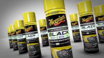 Meguiar's Ultimate Black TV Spot, 'Aerosol' - Thumbnail 2