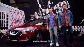 Nissan TV Spot, 'Mother's Day' Featuring Adam Levine, Blake Shelton - 8 commercial airings