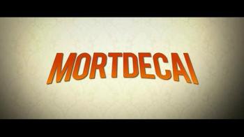 Mortdecai Bl-ray and Digital HD TV Spot - Thumbnail 10