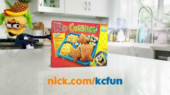 Kid Cuisine TV Spot, 'SponegeBob SquarePants Fun' - Thumbnail 10