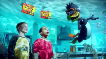 Kid Cuisine TV Spot, 'SponegeBob SquarePants Fun' - 540 commercial airings