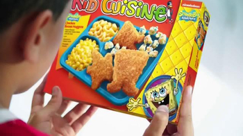 Kid Cuisine TV Spot, 'SponegeBob SquarePants Fun' - Thumbnail 7