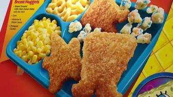Kid Cuisine TV Spot, 'SponegeBob SquarePants Fun' - Thumbnail 8