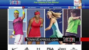 TennisExpress.com TV Spot, 'Outfit the Whole Family' - Thumbnail 1