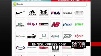 TennisExpress.com TV Spot, 'Outfit the Whole Family' - Thumbnail 3