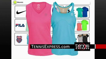 TennisExpress.com TV Spot, 'Outfit the Whole Family' - Thumbnail 6