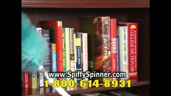 Spiffy Spinner TV Spot, 'Cut Down On Time' - Thumbnail 9