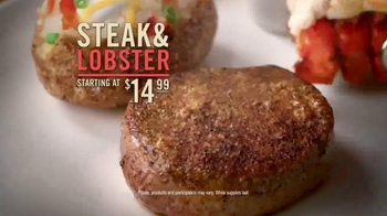 Outback Steakhouse TV Spot, 'Steak, Lobster and Lunch' - Thumbnail 5