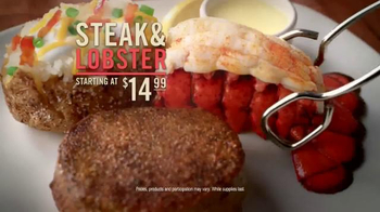 Outback Steakhouse TV Spot, 'Steak, Lobster and Lunch' - Thumbnail 6